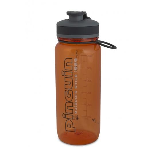 láhev 0,65L oranžová Tritan Slim Bottle Pinguin