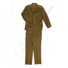 uniforma vz.62 vyššsí důstojník
