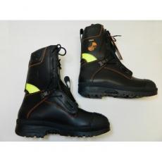 boty S63907 hasičské zásahové
