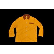 pyžamo vojenské žluté