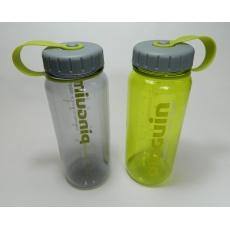 láhev 0,65L žlutá Tritan Slim Bottle Pinguin