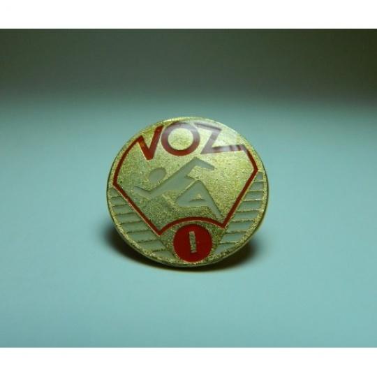 odznak VOZ I.třídy