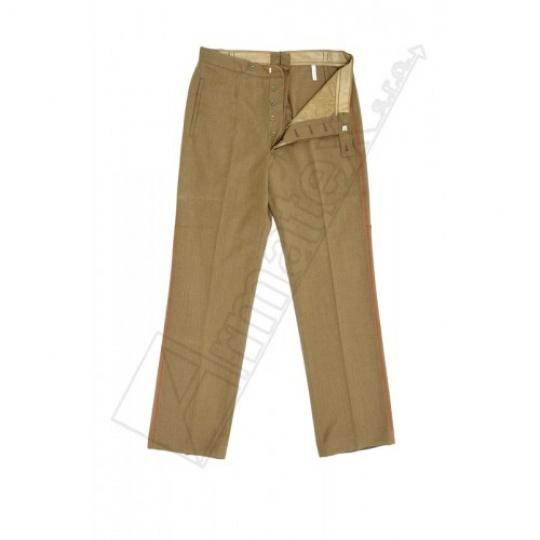 kalhoty vz.62 tesil pruh do vel.53