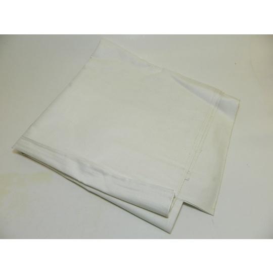 prostěradlo bílé 250x140