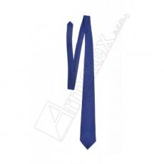 kravata vázací šedá