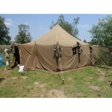 stan vojenský ZS-1 humanitární  4,9 x 4,9m III.jakost