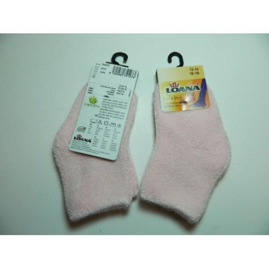 ponožky kojenecké LOANA