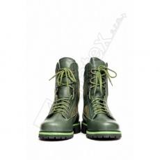 boty džangle zelené