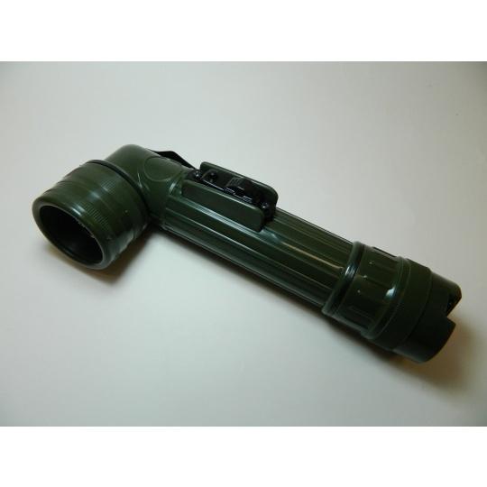 baterka 4LED 26164B zelená