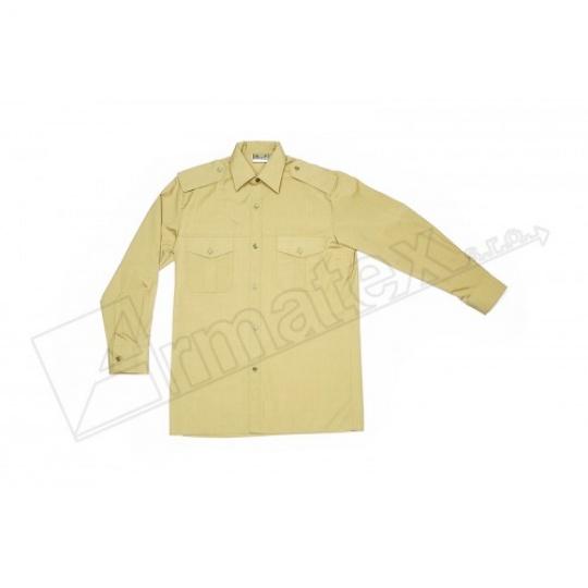 košile žáci SKAUT dlouhý rukáv