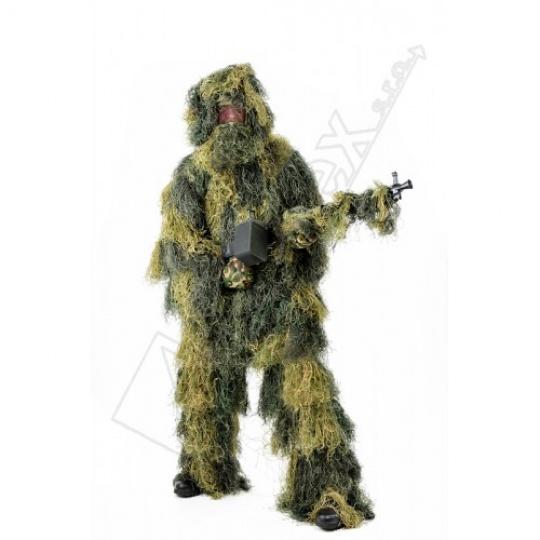 hejkal maskovací oblek woodland vel. XL/2XL