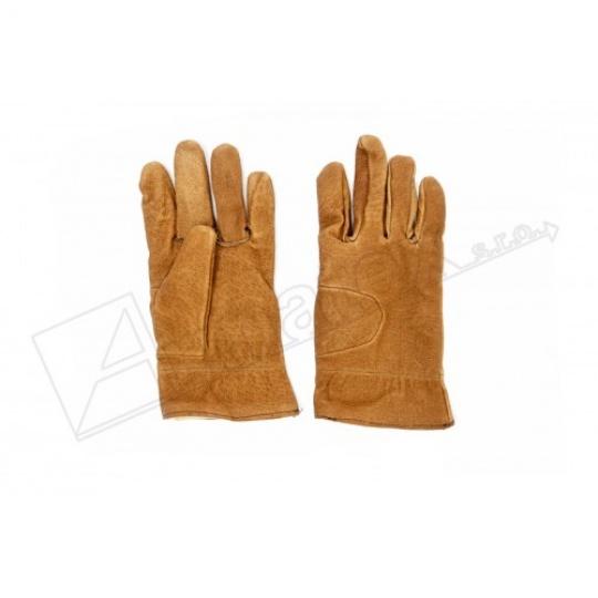 rukavice pracovní kožené