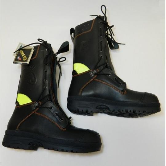 boty S23491 hasičské zásahové