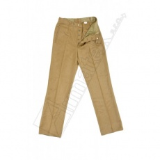 kalhoty vz.63 tesil do vel.50