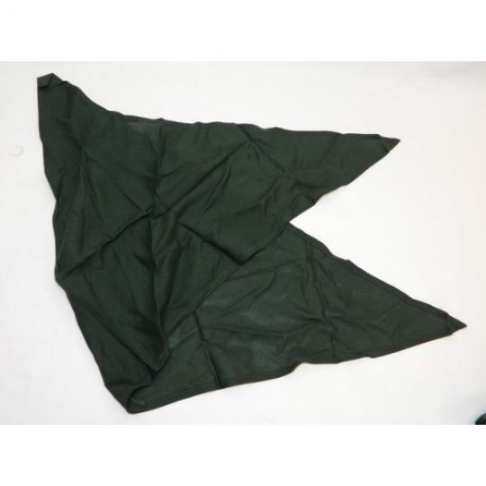 šátek trojcípý zelený