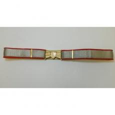 opasek 115cm ČSFR hradní stráž červený
