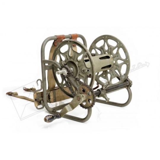 svinovač kabelu bez cívky