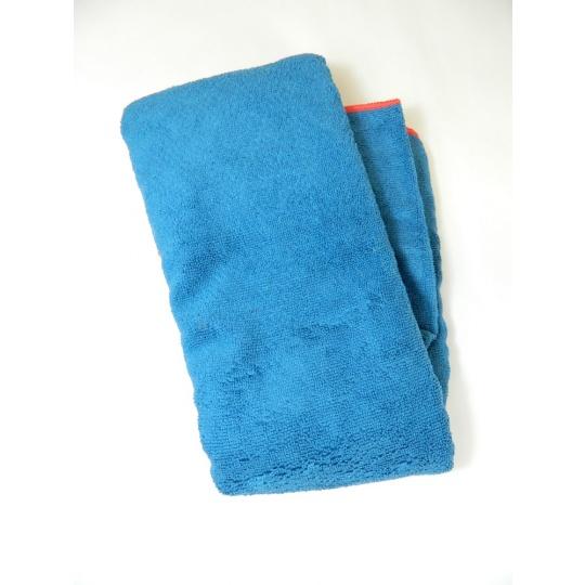 ručník Terry 75x150 modrý Pinguin