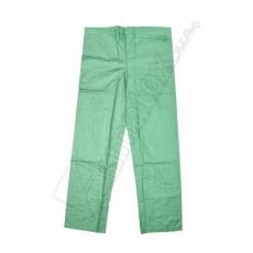 kalhoty operační zelené