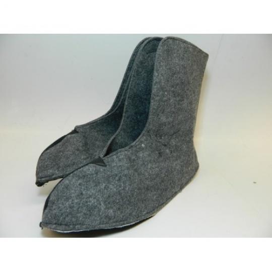 vložky do bot kotníkové šedé