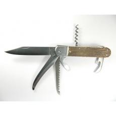 nůž 232-XH-6 KP lovecký s pojistkou Mikov