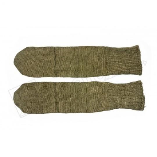 ponožky vojenské zimní bez paty