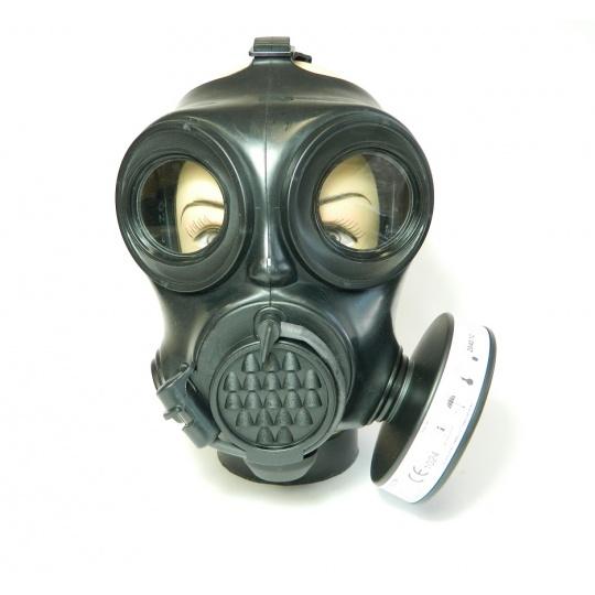 maska plynová OM90+filtr P3R
