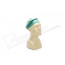 čepice operační zelená