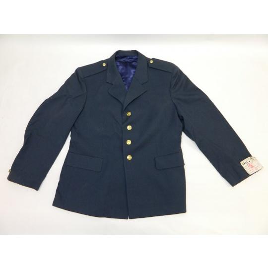 uniforma 166-100-86 tm modrá