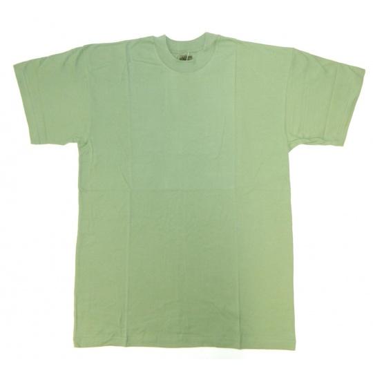 triko AČR oliv krátký rukáv