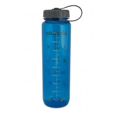 láhev 1L modrá Tritan Slim Bottle Pinguin