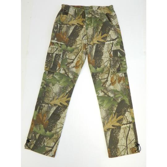 kalhoty UNI list (D-1)