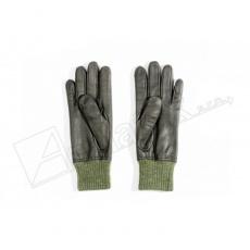 rukavice zimní s nápletem