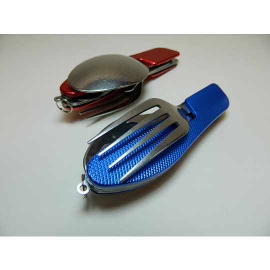 nůž jídelní barevný