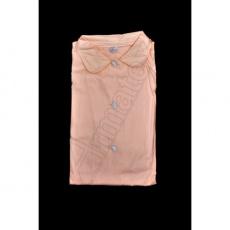 pyžamo dámské růžové