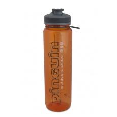 láhev 1L oranžová Tritan Slim Bottle Pinguin