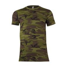 triko pánské Military krátký rukáv