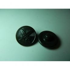 knoflík větší stejnokrojový 20 mm