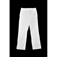 kalhoty lékařské bílé