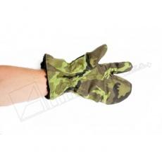 rukavice tříprsté zimní vz.95