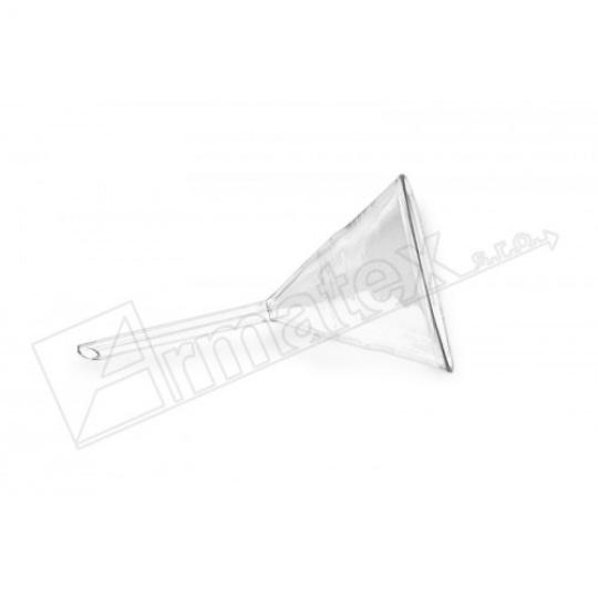 nálevka skleněná 10cm