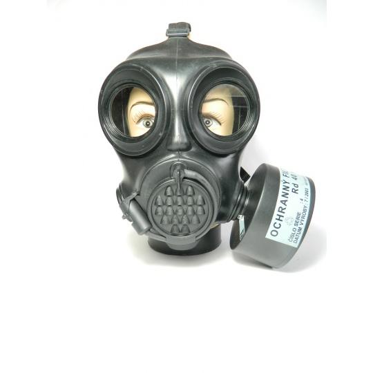 maska plynová OM90  kat.III.